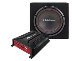 Pioneer GXT-3604B-set Passiivisubwoofer